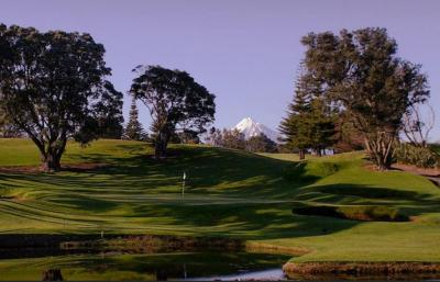 Ngamotu Golf Club, New Plymouth New Zealand