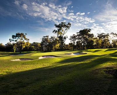 Oatlands Golf Club Sydney Australia