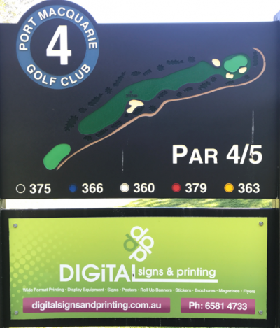 4th Tee Digital Signs & Printing