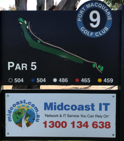 9th Tee Midcoast IT