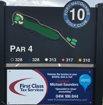 10th Tee First Class Tax Services