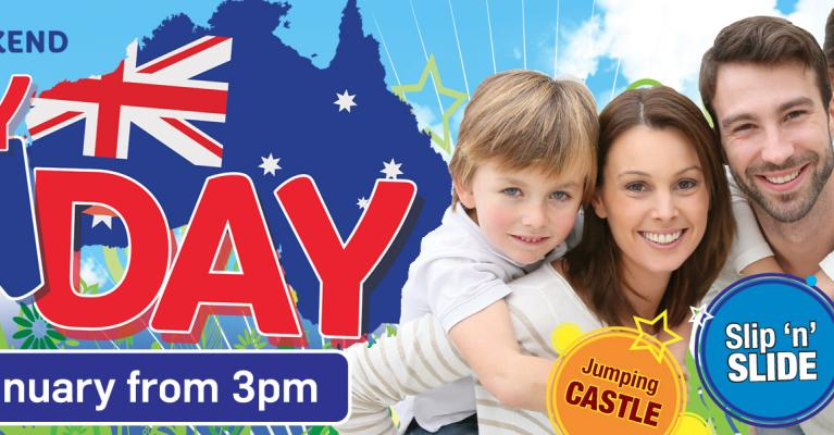 Aus Day Family Fun Day